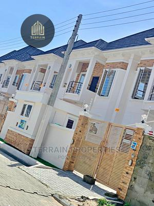 Beautiful 4 Bedroom Semi Detached Duplex for Sale | Houses & Apartments For Sale for sale in Lekki, Ikota