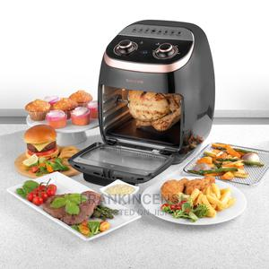 Salter 11 Litre 2000W Manual 6 in 1 Air Fryer Oven   Kitchen Appliances for sale in Lagos State, Ojo
