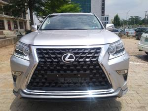 Lexus GX 2017 460 Luxury Silver   Cars for sale in Abuja (FCT) State, Central Business District