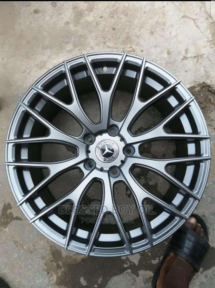 Size 18 Inches for Mercedes Benz Available