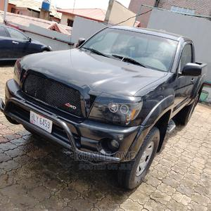Toyota Tacoma 2007 Access Cab Black | Cars for sale in Lagos State, Ikeja