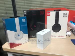 Beats Solo 3 Wireless Headset | Headphones for sale in Lagos State, Surulere