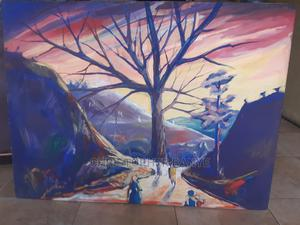 Painting(Title:Journey of Soul) | Arts & Crafts for sale in Lagos State, Ilupeju