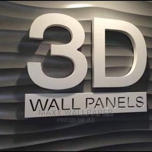 3D Wallpanels Wholesale Retail Over 35designs-Maxxwallpaper | Home Accessories for sale in Abuja (FCT) State, Wuye