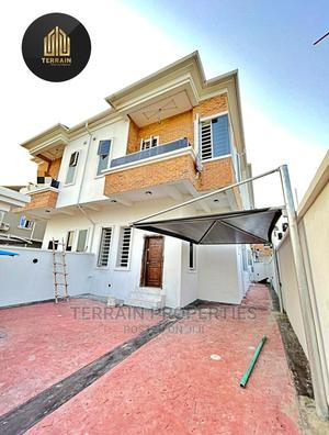 Newly Built 4 Bedroom Semi Detached Duplex With BQ | Houses & Apartments For Sale for sale in Lekki, Ikota