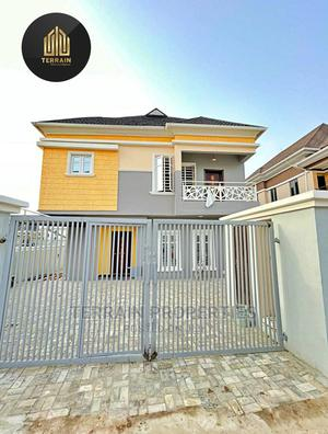 Large 4 Bedroom Detached Duplex With BQ at Chevron   Houses & Apartments For Sale for sale in Lekki, Chevron