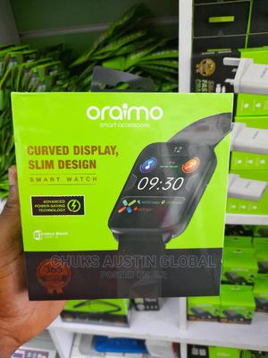 Oraimo Smart Watch Osw 16 | Smart Watches & Trackers for sale in Lagos State, Ikeja
