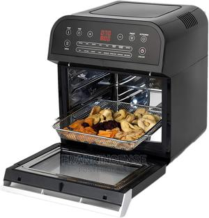 Salter XL 7-In-1 Cookpro 12-Litre Air Fryer Oven With Rotiss   Kitchen Appliances for sale in Lagos State, Ojo