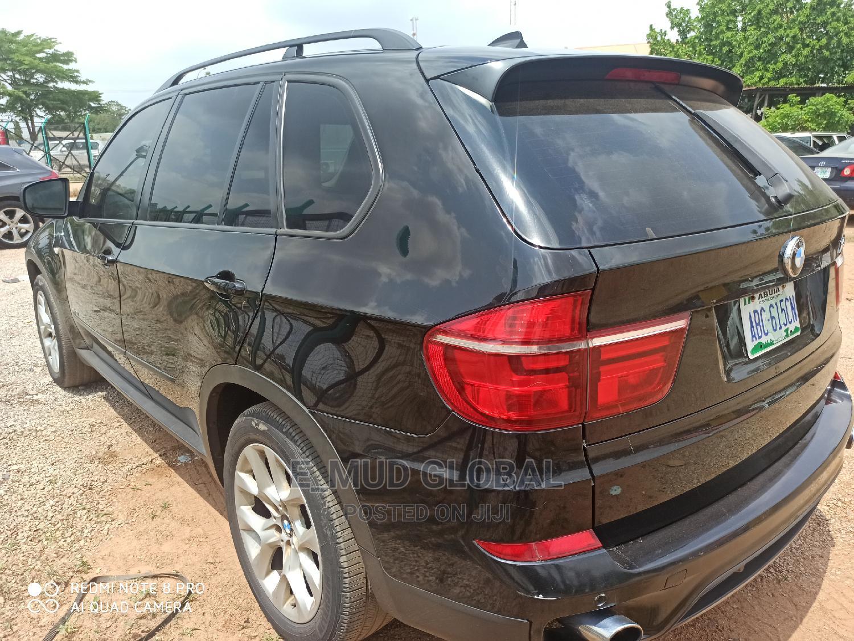 BMW X5 2012 Black | Cars for sale in Jabi, Abuja (FCT) State, Nigeria