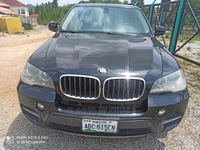 BMW X5 2012 Black