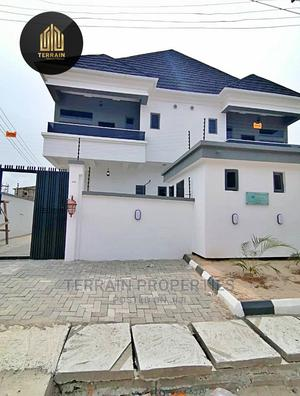Beautiful 4 Bedroom Semi Detached Duplex With BQ | Houses & Apartments For Sale for sale in Lekki, Chevron