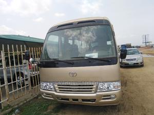 Toyota Coaster Bus 2011 Model | Buses & Microbuses for sale in Lagos State, Magodo