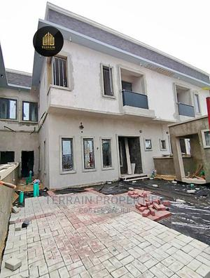 Brand New 4 Bedroom Semi Detached Duplex With BQ | Houses & Apartments For Sale for sale in Lagos State, Ajah