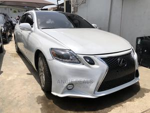 Lexus GS 2013 White   Cars for sale in Lagos State, Ikeja