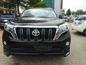 Toyota Land Cruiser Prado 2018 VXR Black | Cars for sale in Abuja (FCT) State, Central Business District