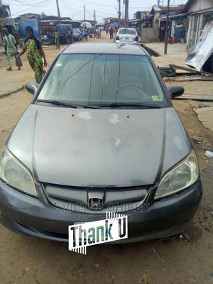 Honda Civic 2005 1.4i LS Gray | Cars for sale in Lagos State, Kosofe