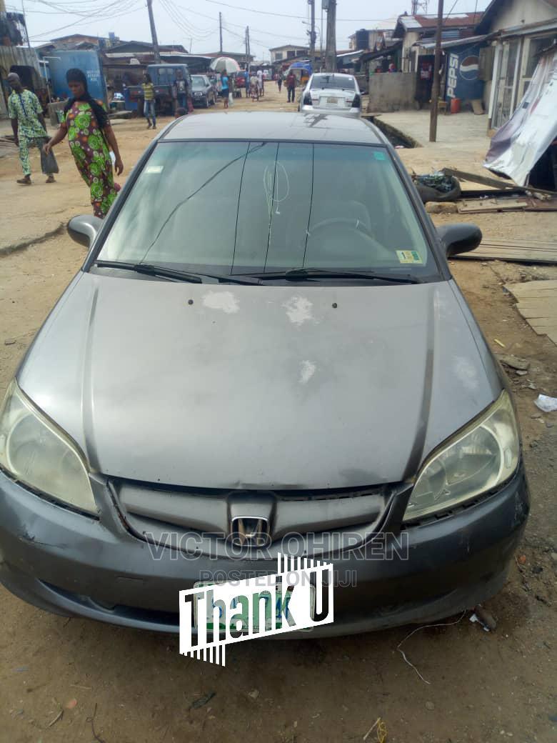 Honda Civic 2005 1.4i LS Gray