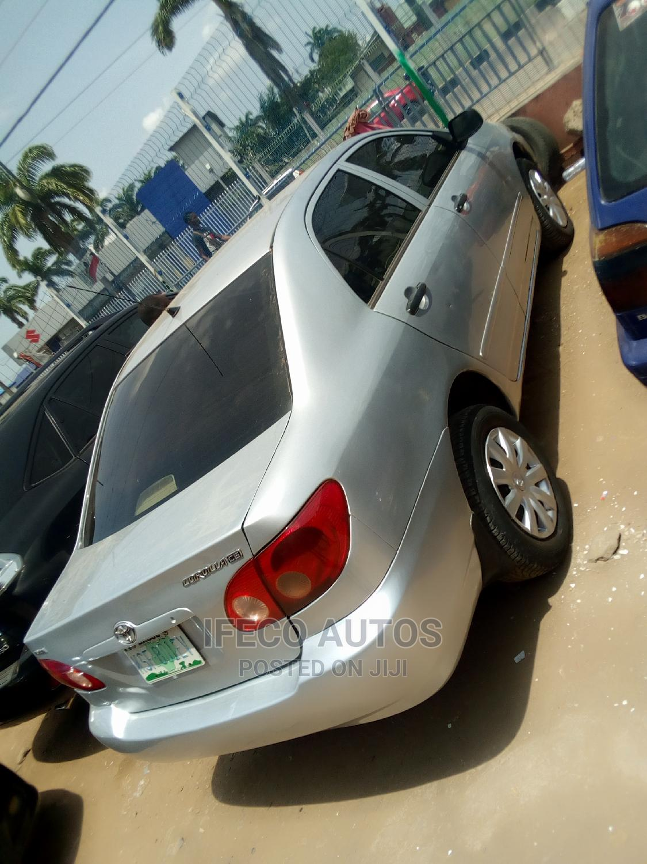 Archive: Toyota Corolla 2005 CE Silver