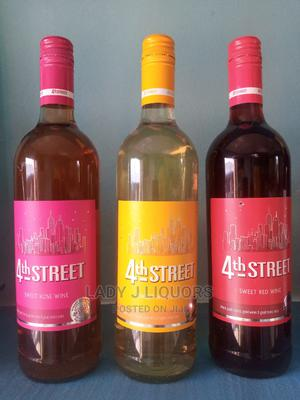 4th Street Red Wine | Meals & Drinks for sale in Lagos State, Lekki
