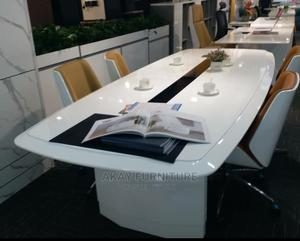 Conference Table for 10 People Size 3meters | Furniture for sale in Lagos State, Victoria Island