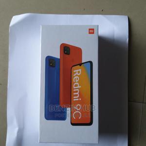 New Xiaomi Redmi 9C 64 GB Black   Mobile Phones for sale in Lagos State, Ikeja