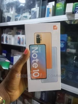 New Xiaomi Redmi Note 10 Pro 128 GB Gray   Mobile Phones for sale in Lagos State, Ikeja