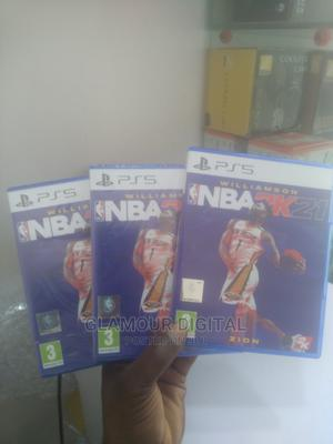 PS5 NBA2K21 Playstation 5 | Video Games for sale in Lagos State, Ikeja