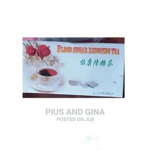 Blood Sugar Reducing Tea X20 Bags | Meals & Drinks for sale in Lagos State, Alimosho