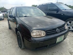 Volkswagen Golf 2001 Black   Cars for sale in Abuja (FCT) State, Jabi