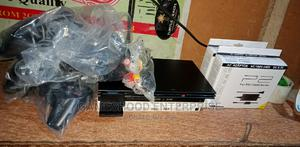 Ps2 Slim (Complete Set)With 2pads Memory Card Games | Video Game Consoles for sale in Delta State, Oshimili South