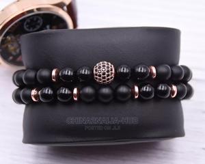 2pc Unisex Natural Zirconium Bracelets | Jewelry for sale in Enugu State, Nsukka