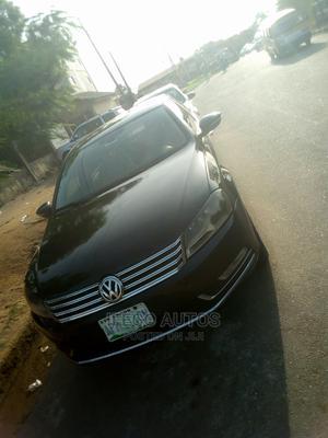Volkswagen Passat 2012 1.4 TSI Sedan Black   Cars for sale in Lagos State, Ikeja