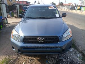 Toyota RAV4 2007 Sport Blue | Cars for sale in Lagos State, Isolo
