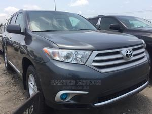 Toyota Highlander 2013 Limited 3.5l 4WD Gray   Cars for sale in Lagos State, Apapa