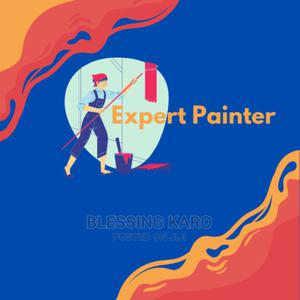 We Do All Kind Of Painting , Screeding All Round | Building & Trades Services for sale in Lagos State, Ajah
