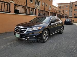 Honda Accord CrossTour 2013 EX-L W/Navigation AWD Black | Cars for sale in Lagos State, Ikeja