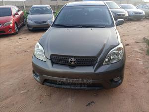 Toyota Matrix 2007 Gray   Cars for sale in Ogun State, Sagamu
