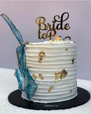 Bridal Shower Cake and Birthday Cakes (Sweet Month Designs)   Meals & Drinks for sale in Lagos State, Alimosho