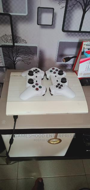 Hacked Ps3 Superslim Console +15games, a Pad Etc   Video Game Consoles for sale in Anambra State, Onitsha