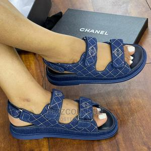 High Quality Channel Sandals Available in Store Now   Shoes for sale in Lagos State, Magodo