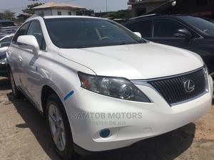 Lexus RX 2010 White | Cars for sale in Lagos State, Apapa