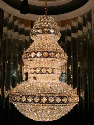Led Crystal Chandelier | Home Accessories for sale in Rivers State, Port-Harcourt