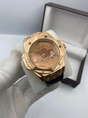 Hublot Leather   Watches for sale in Lagos State, Surulere