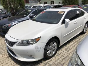 Lexus ES 2014 White | Cars for sale in Lagos State, Ikeja
