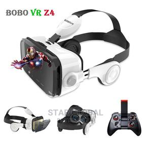 Z4 Virtual Reality VR Glasses Stereo 3D Pro Gamepad   Accessories for Mobile Phones & Tablets for sale in Lagos State, Lekki