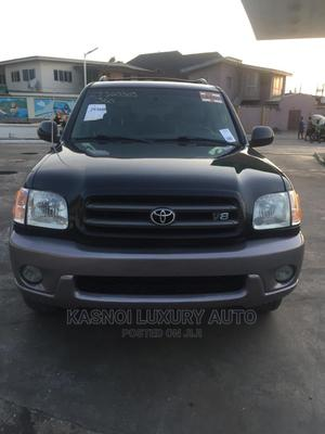 Toyota Sequoia 2002 Blue   Cars for sale in Lagos State, Ajah