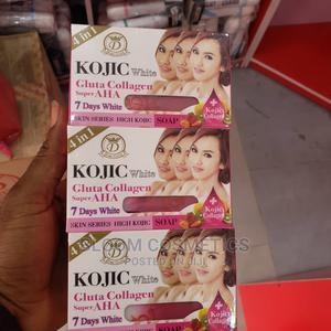 Kojic Gluta Collagen Soap | Bath & Body for sale in Lagos State, Amuwo-Odofin