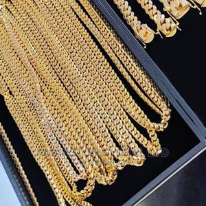 Necklace Pure Gold   Jewelry for sale in Lagos State, Surulere