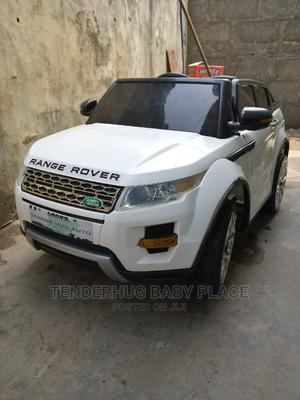 Uk Used Quality Licensed Range Rover 12V Ride on SUV   Toys for sale in Lagos State, Surulere