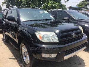 Toyota 4-Runner 2005 Black   Cars for sale in Lagos State, Apapa